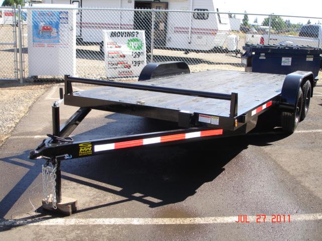 Rent Flatbed Car Carrier