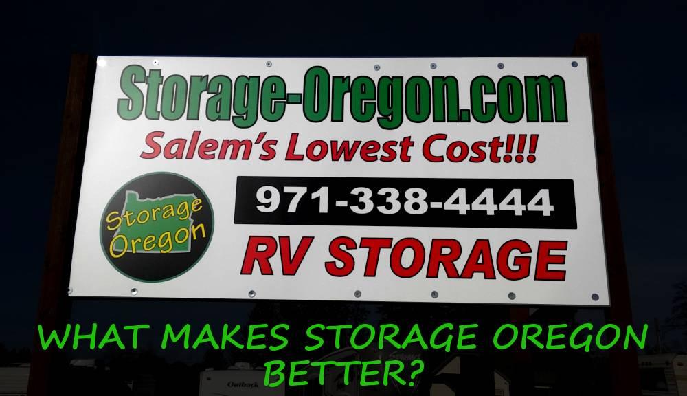 Main & RVu0027s Storage for Salem u0026 Keizer OR. | Free Dump Station u0026 Low Cost !